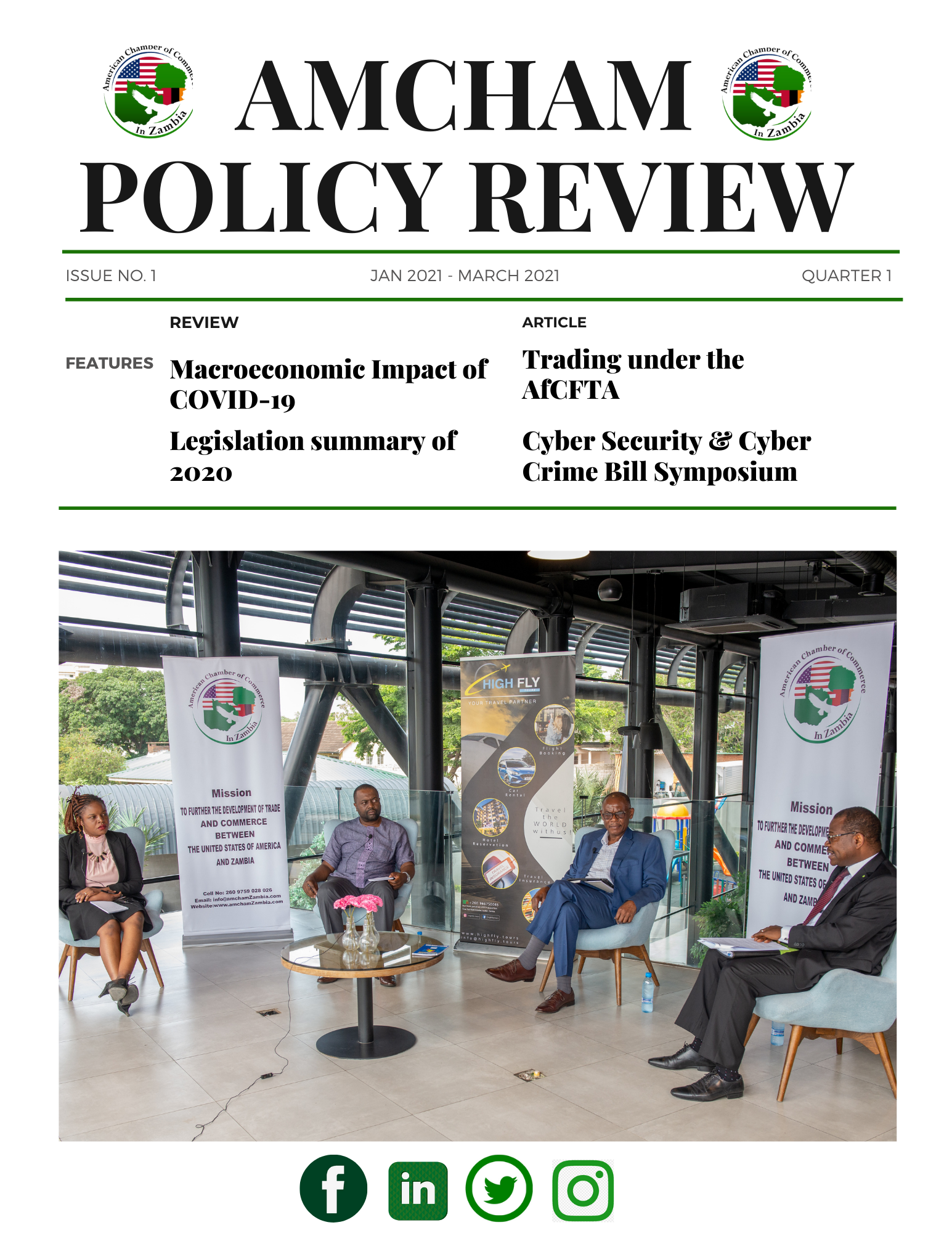 2021 Q1 Policy Review